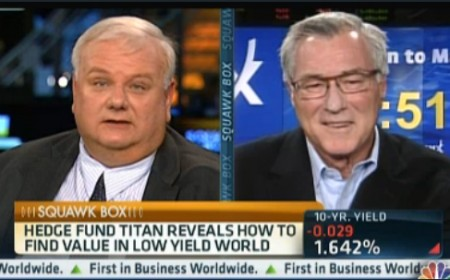 Eric Sprott on CNBC - Sprott Asset Management