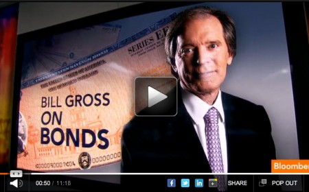 Bill Gross Co-Founder of Pimco signals Gold as good investment amidst new Bond buying